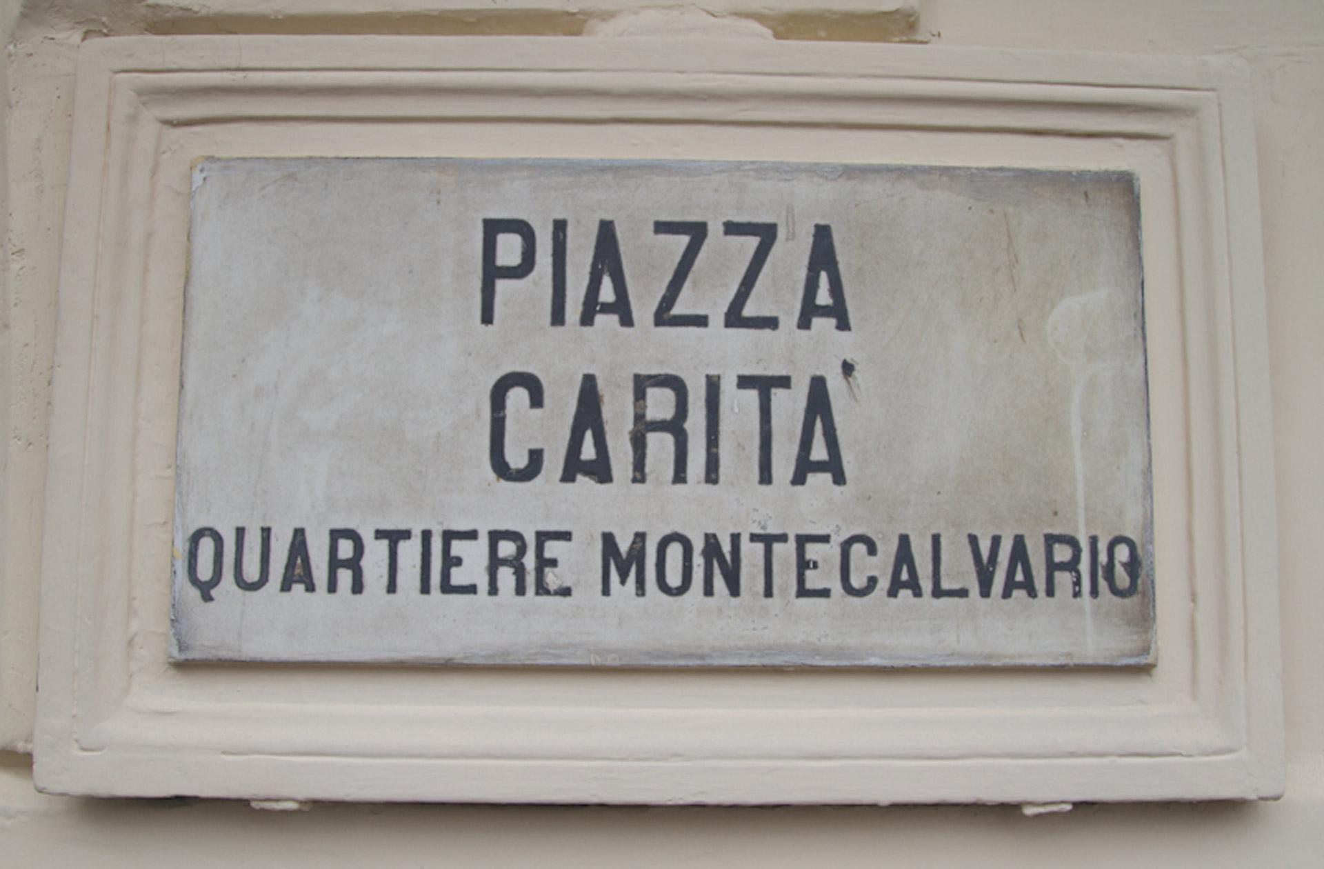 Ristorante Pizzeria Mattozzi a Piazza Carità
