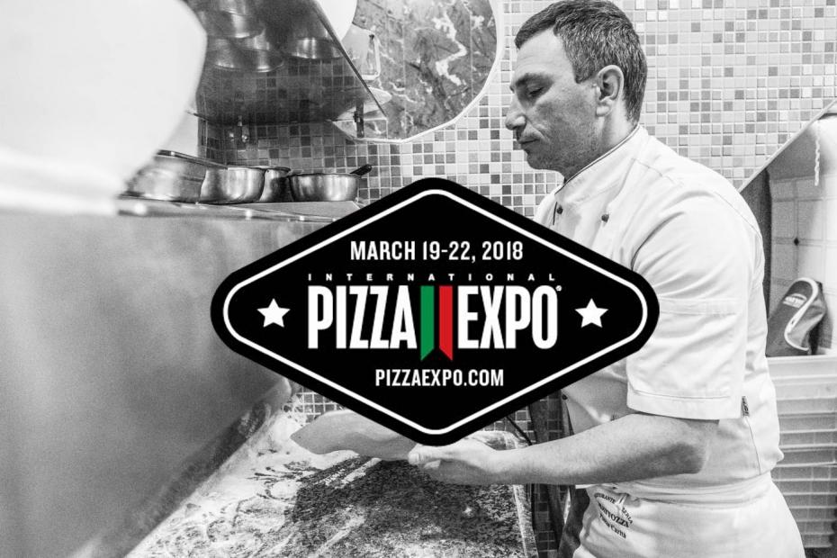 Paolo Surace al Pizza Expo di Las Vegas