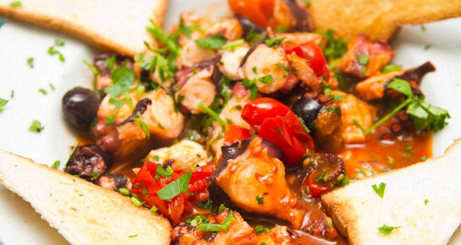 Il meglio della gastronomia napoletana!