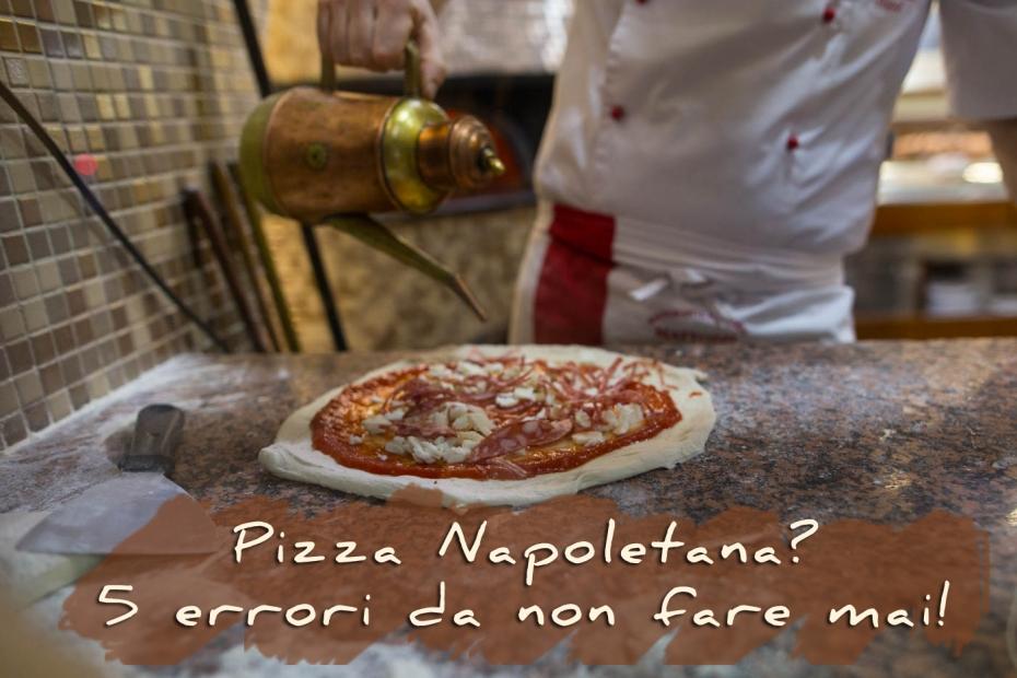 I 5 segnali che quella che hai davanti non è Pizza Napoletana spiegati da un maestro pizzaiolo!