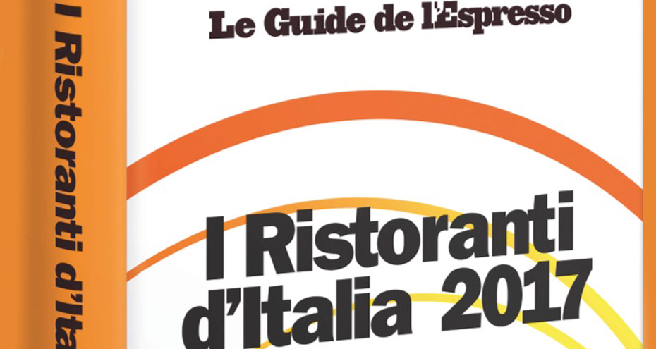 "Guide l'Espresso 2017 ""Mattozzi one the 38 best pizzeria"""