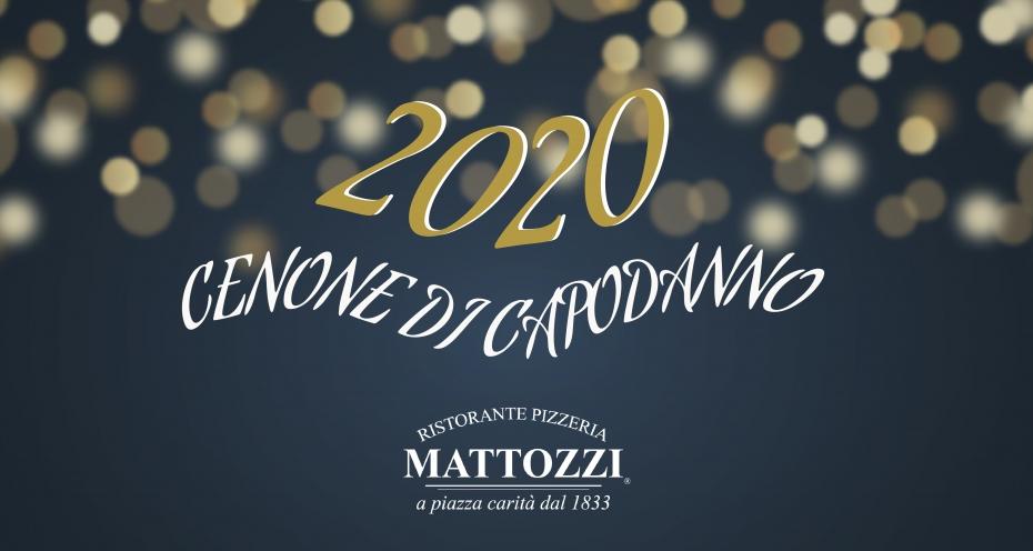 Conto alla rovescia per l'arrivo del 2020 al Ristorante Pizzeria Mattozzi