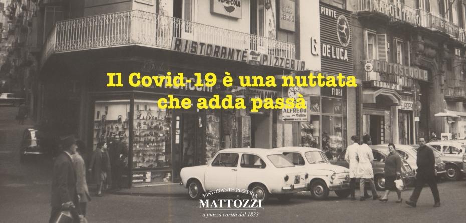 Il Covid-19 è una nuttata che adda passà