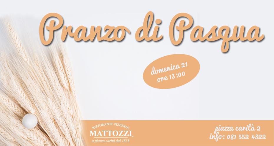 Pasqua da Mattozzi, scopri li menù tradizionale partenopeo