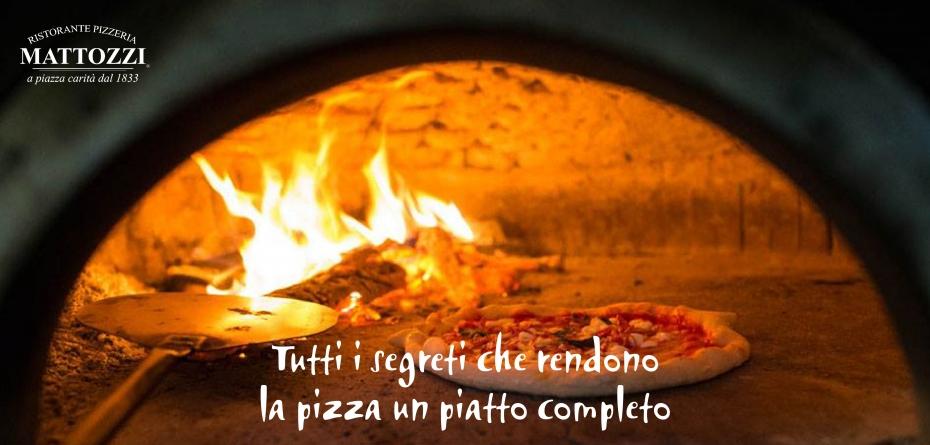 Tutti i segreti che rendono la pizza un piatto completo