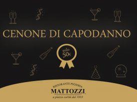 Capodanno da Mattozzi, una serata unica!