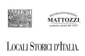 Mattozzi diventa Locale Storico d'Italia