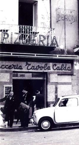 Ristorante Mattozzi - Storia